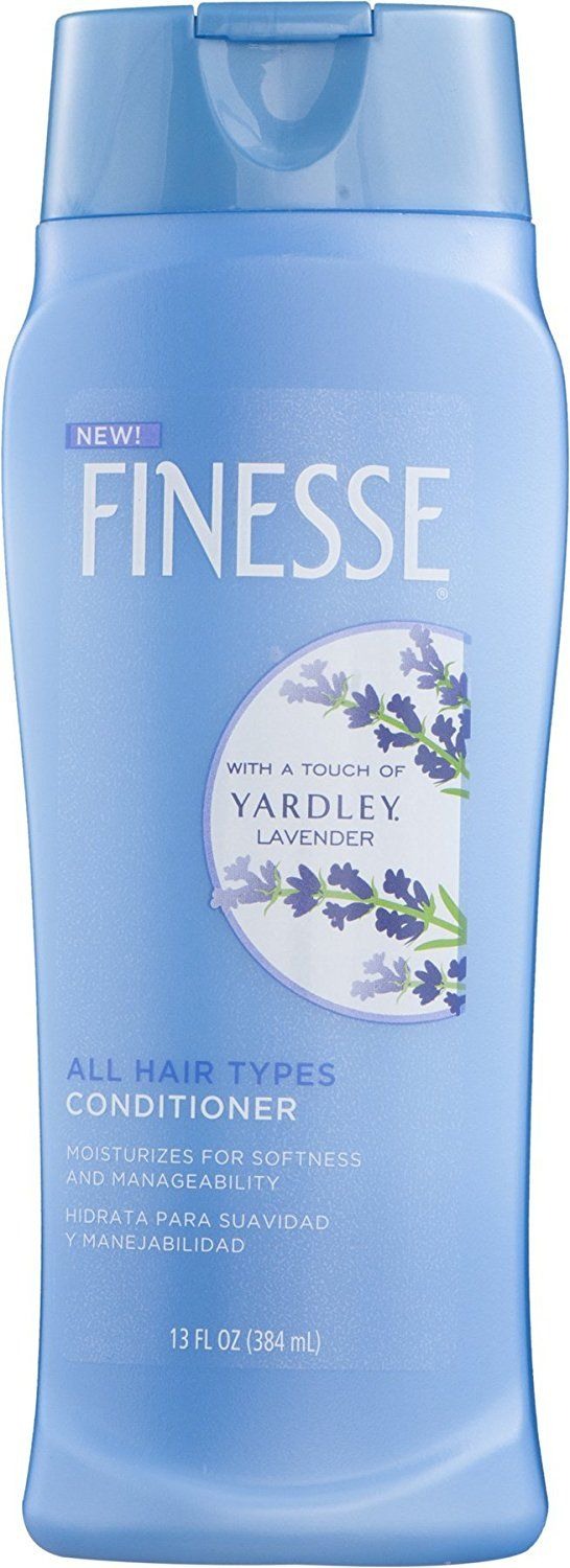 Finesse Conditioner All Hair Types With A Touch Of Yardley Lavender, 13 fl oz * Check this awesome product by going to the link at the image.