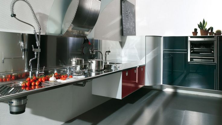 Google search stainless kitchen with sink and cooktop for Kitchen design for wheelchair user