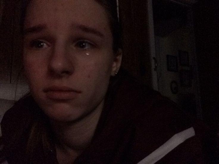 I hate crying