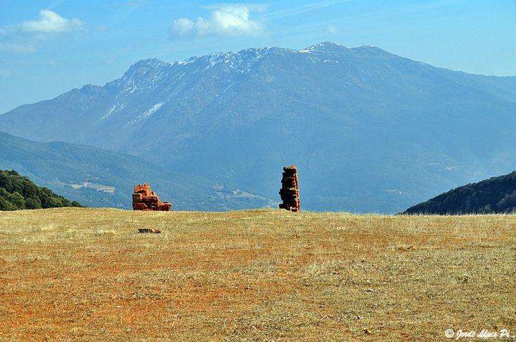 Les Muntanyes i els Paisatges de Catalunya: El Pla de la Calma, Montseny