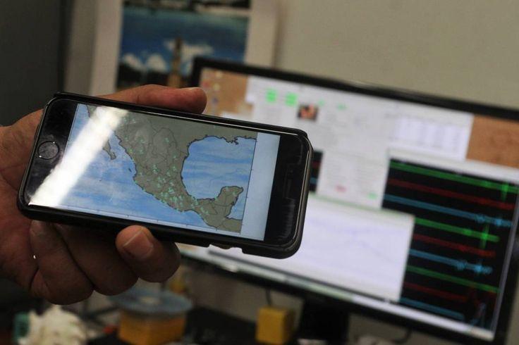 Se registra sismo en la delegación Tlalpan - Publimetro México