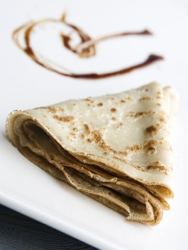 Although crêpes are often thought of as the province of the French, similar pancakes abound in countries as diverse as Greece and Iceland. Crêpes were a staple in my household when I was growing u...