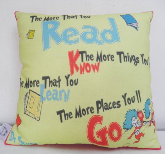Dr. Seuss Gets It  / 20 Thoughtful Gifts For The Bookworm In Your Life (via BuzzFeed Community)