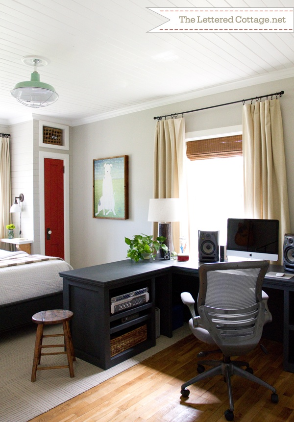 17 best ideas about office guest bedrooms on pinterest