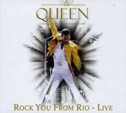 Queen  Live Rock You From Río  (1985)