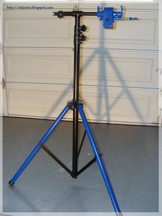 Very sturdy, 40 dollar bike repair stand.