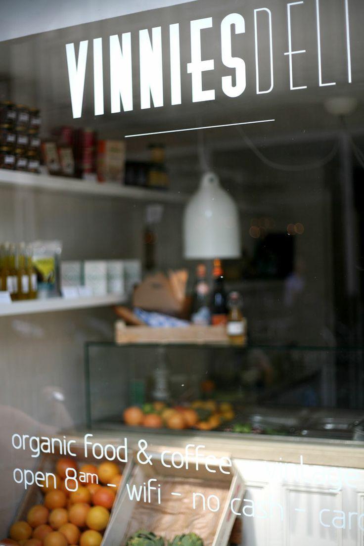 Vinnies Deli - Organic food & coffee http://www.vinniesdeli.nl