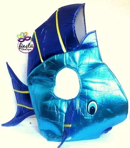 disfraz pez primavera mar cangrejo ballena pescado