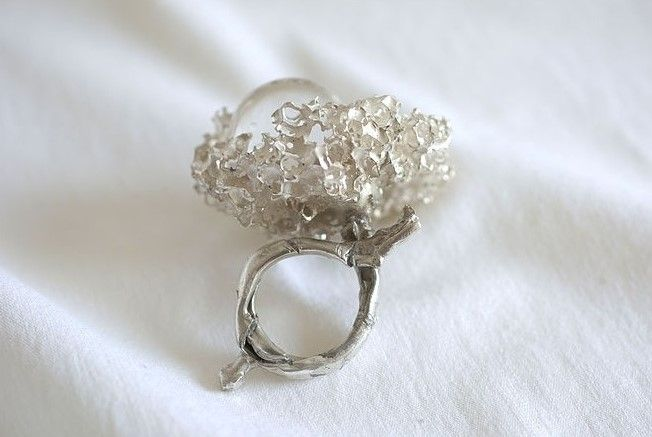 Elisabeth HABIG - radici dell anima  ring: