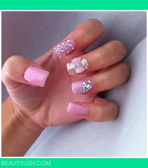 Pale Pink Gel Nails | Kirsty H.s Photo | Beautylish