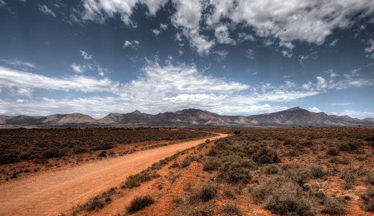 The amazing Flinders Ranges SA