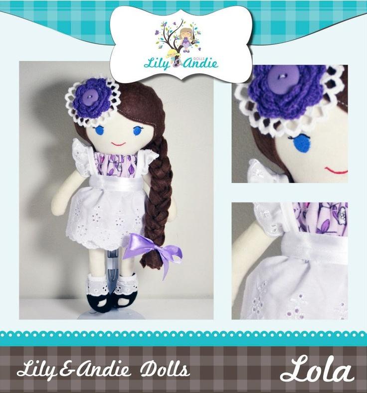 LilyandAndie Dolls - No145 ©LilyandAndie Dolls 2011