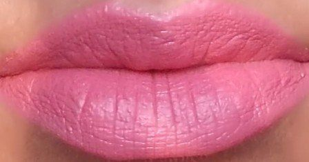 kryolan, lipstick, shade, LC 125, review and details on the blog, lip swatch