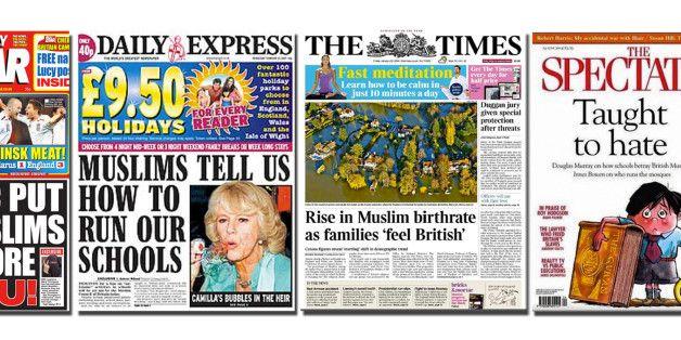 Mehdi Hasan Slams The British Press For Encouraging Islamophobia