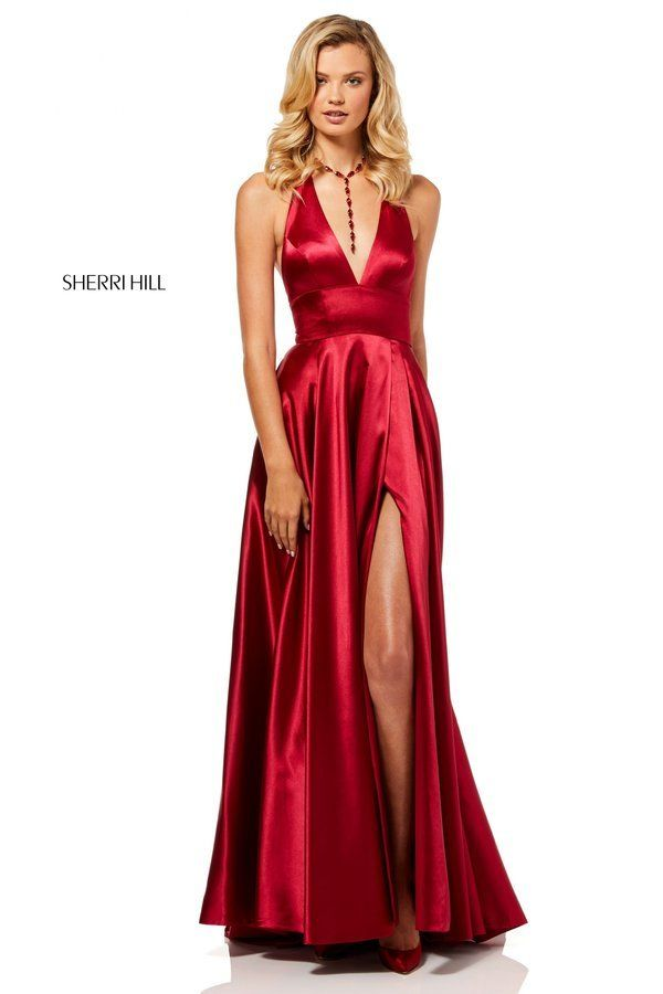 ff463b65c0 Sherri Hill Style 52408