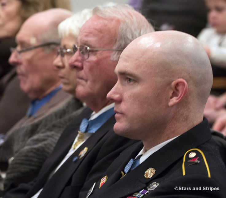 Medal of Honor Day Military heroes honor 3 Americans for