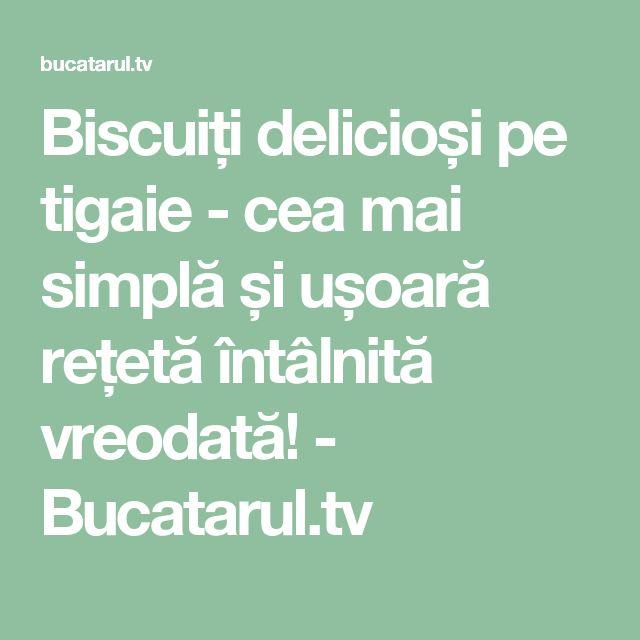 Biscuiți delicioși pe tigaie - cea mai simplă și ușoară rețetă întâlnită vreodată! - Bucatarul.tv