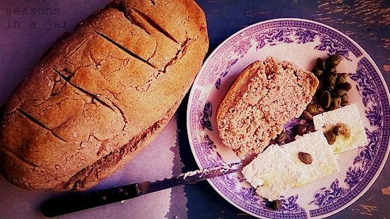 Seasons in a jar: Ψωμί με αλεύρι σικάλεως