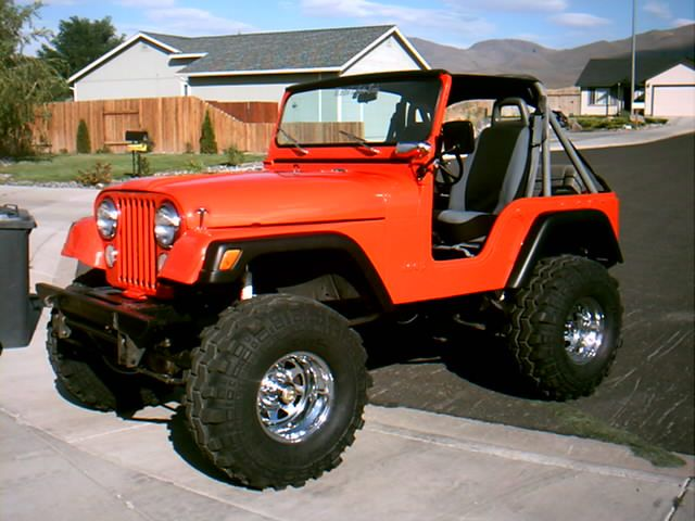 <<<<74 CJ5 JEEP totality rebuilt>>>> - Pirate4x4.Com : 4x4 and Off-Road Forum