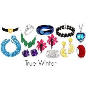 True Winter jewelry