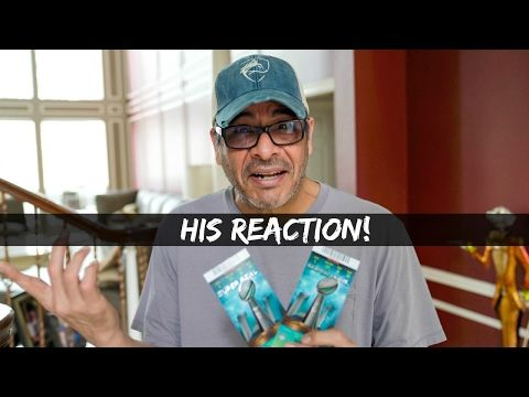 SURPRISING DAD WITH SUPER BOWL TICKETS!!! | VLOG 50 - YouTube