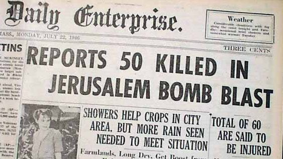 Terror was vital to the establishment of Israel. David Ben-Gurion and Chaim Weizmann planned for large numbers of Arabs to be expelled to assure a Jewish majority. When non-Zionist British Jew Robe…