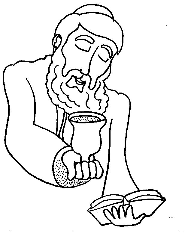 beshalach coloring pages - photo#11