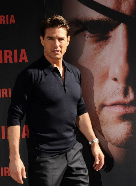 Tom Cruise ~ quirky but hot