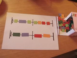 Boomwhackers game. Dadaistic composing.
