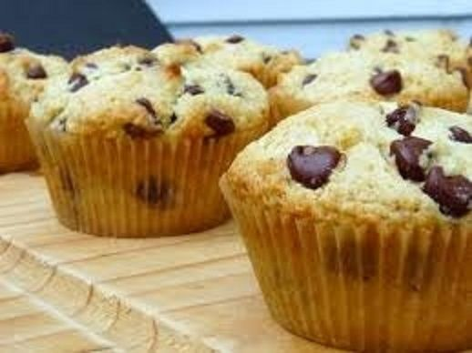 Low carb Rezepte: Low Carb Vanille Muffins
