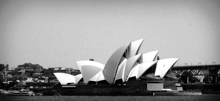 Opera House #operahouse #sydney #streetphotography