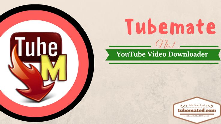 """See the best Youtube Video Downloader App """"Tubemate""""  ➡ The most famous Youtube Downloader.  ➡ Download videos from Youtube, Facebook, Vimeo, Dailymotion, etc.  ➡ Downloads videos directly into Mp3 formats!   ➡ Download HD videos in many formats.  ➡ Multiple Downloads with Background Downloading.   Download Tubemate Youtube Downloader Latest and Safe build from our site: http://tubemated.com"""