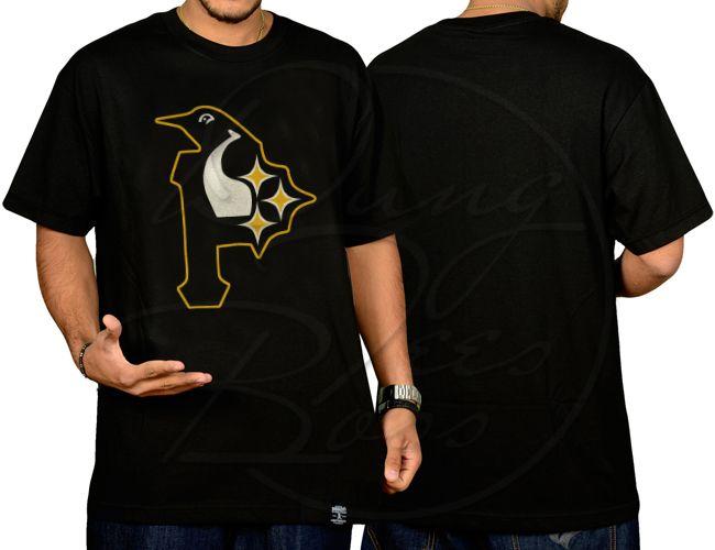Pittsburgh Pirates Penguins Steelers Shirt Pittsburgh Baseball Football Hockey