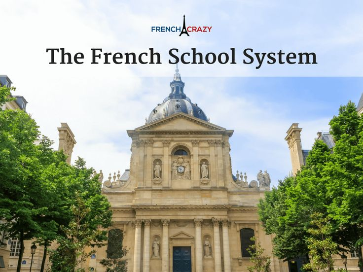What is school like in France? We'll cover the French educational system, the different grade levels, and look at a normal day of high school in France.