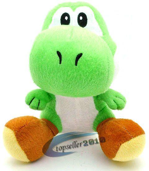 "$4.28 (Buy here: https://alitems.com/g/1e8d114494ebda23ff8b16525dc3e8/?i=5&ulp=https%3A%2F%2Fwww.aliexpress.com%2Fitem%2FJ-G-Chen-Nintendo-Super-Mario-Brothers-Bros-Green-Yoshi-7-Stuffed-Toys-Kids-Plush-Doll%2F32503584465.html )  Nintendo Super Mario Brothers Bros Green Yoshi 7"" Stuffed Toys Kids Plush Doll Small Size Can Be Sit Best Gifts Kawaii for just $4.28"