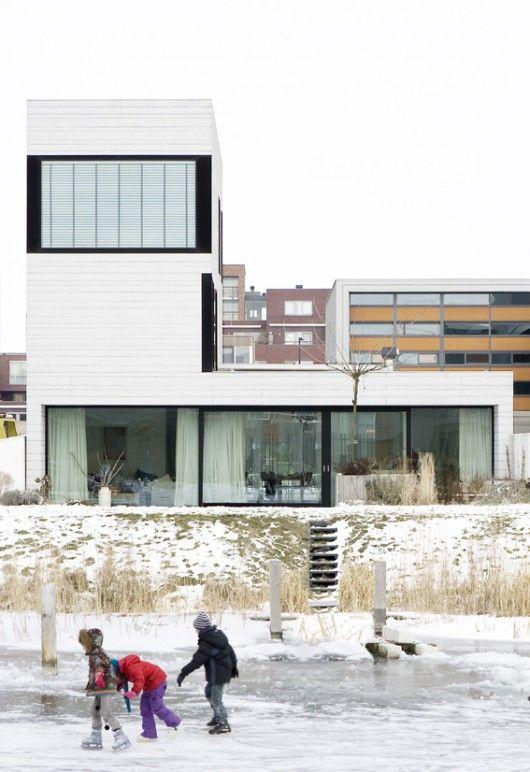 Urban Villa - Pasel.Kuenzel Architects