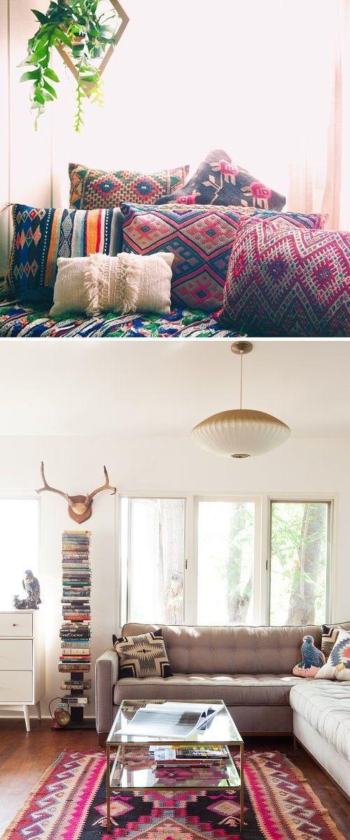 Inspired Living // Seven Spaces   Salt + Sea   Coastal Bohemian Homeschool Lifestyle Blog