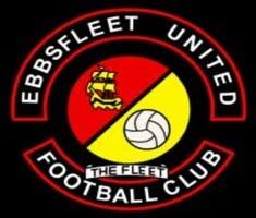 Ebbsfleet United in Gravesend Kent UK.