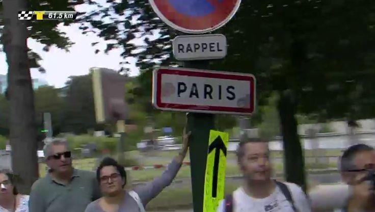 Dimanche 24 juillet - Étape 21 113km Chantilly / Paris Champs-Élysées :