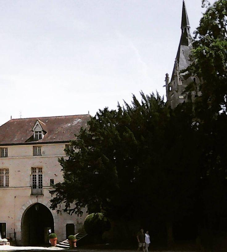 Une jolie ville à 1heure de Paris? Allez voir Dourdan et son château. #Dourdan #visiterAutourDeParis #RERC #Chateau #ville #StrollAndLearn #AbsolutelyFrench #learnFrenchInParis #VisitParisAndLearnFrench