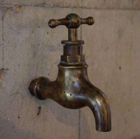 French Antique tap 1 | アンティーク・ブロカントを買うならHYGGE(ヒュッゲ)9,800yen