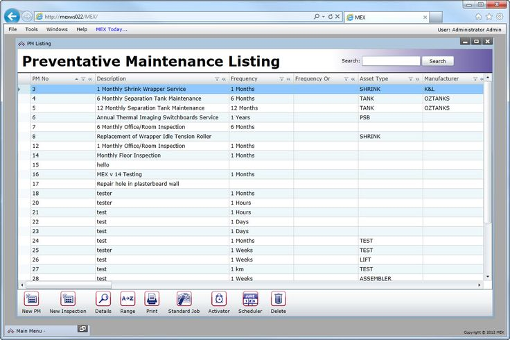 vehicle preventive maintenance template excel       lonewolf automotive 20wolf