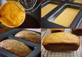 Mommy's Kitchen - Country Cooking & Family Friendly Recipes: Pumpkin Zuchinni Bread {Potluck Sunday}