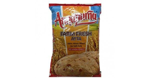 Annapurna atta : Buy Wheat Flour Online : Free Delivery: Maxsupermart.com