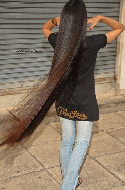 9 Best Longest Hair Ever Images On Pinterest Long Hair