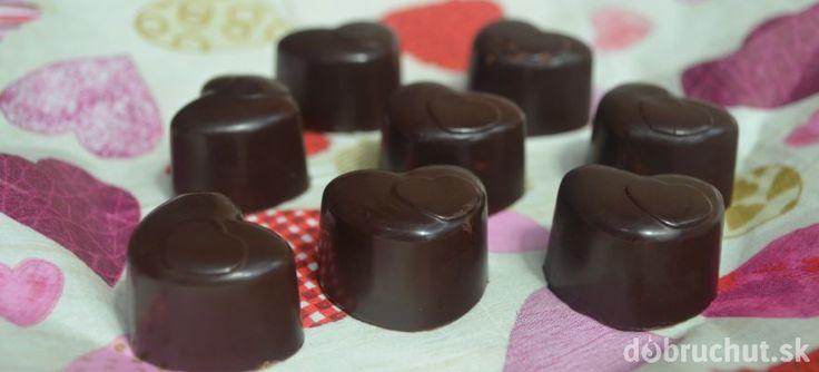 Fotorecept: Čokoládové pralinky