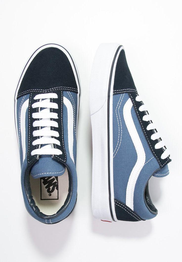 Vans OLD SKOOL - Sneaker - navy - Zalando.de