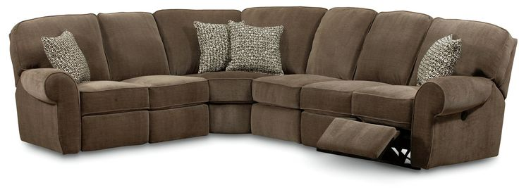 Megan 4-Piece Sectional by Lane - Home Gallery Stores