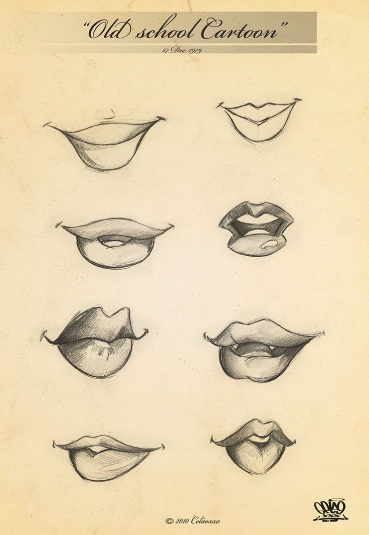 Page 35 mouths by celaoxxx on deviantART