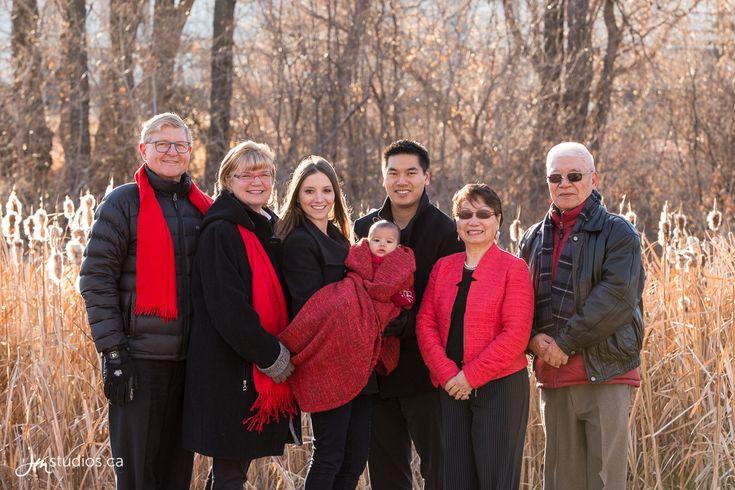 Ng #Family Session at Pearce Estates Park. #FamilyPhotos by Calgary Family Photographers JM Photography © 2017 http://www.JMstudios.ca #JMportraits #JMstudios #JMphotography #FamilyPhotography